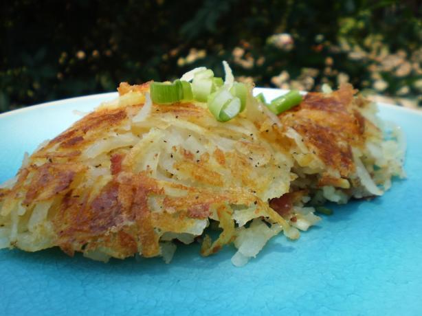 Crispy Hash Browns Recipe — Dishmaps