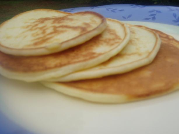 Cottage Cheese Pancakes. Photo by Bay Laurel