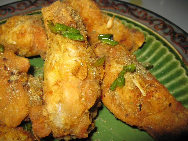 Salt And Pepper Chicken Recipe - Chinese.Food.com
