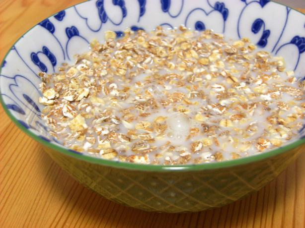 how to cook raw oatmeal