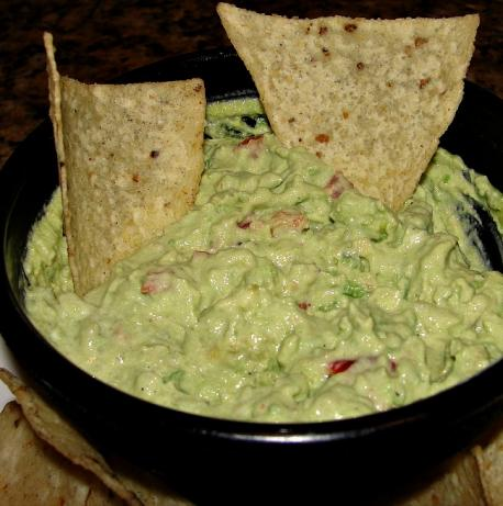 Classic Guacamole Dip. Photo by diner524