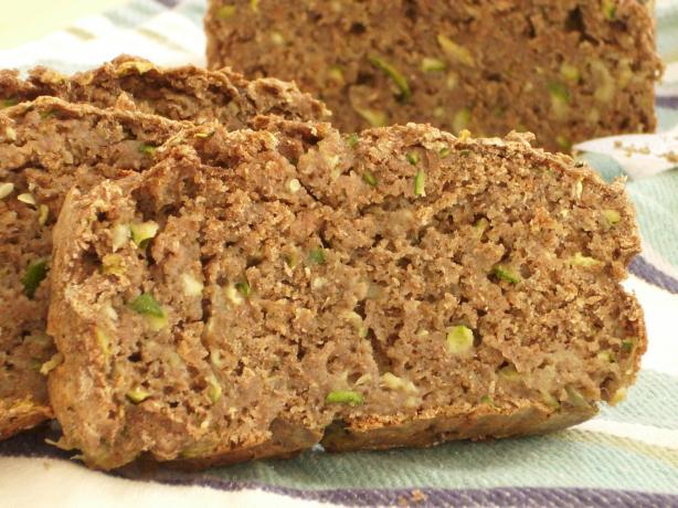 Zucchini Loaf. Photo by Lalaloula
