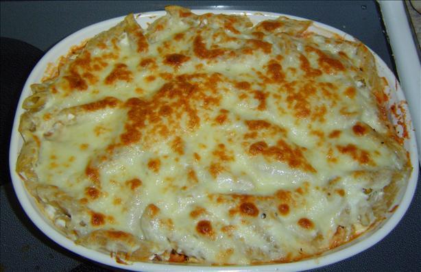 Baked Ziti Recipe - Food.com