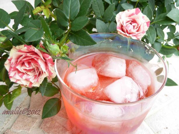 lebanese rose drink sharab ward recipe. Black Bedroom Furniture Sets. Home Design Ideas