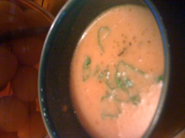 Like Zio's Tomato Florentine Soup. Photo by Jb Tyler, TX