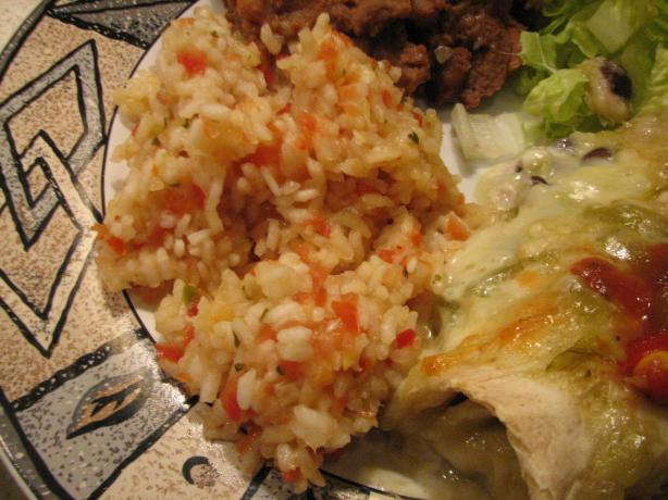 Mexican Red Rice Recipe - Mexican.Food.com