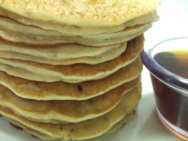Banana-Nut Pancakes Yum!. Photo by Vseward (Chef~V)