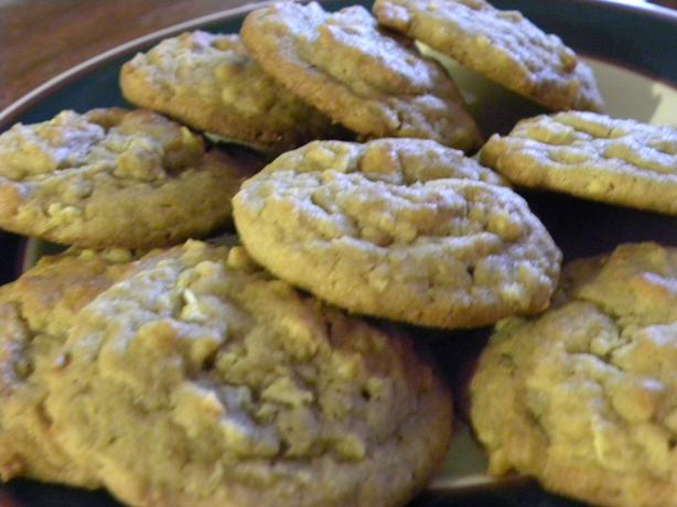 Apple Peanut Butter Cookies. Photo by 5hungrykids