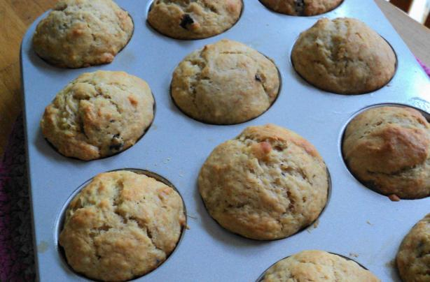 Banana Muffin-Tops Or Muffins And Mini-Muffins) Recipe - Food.com