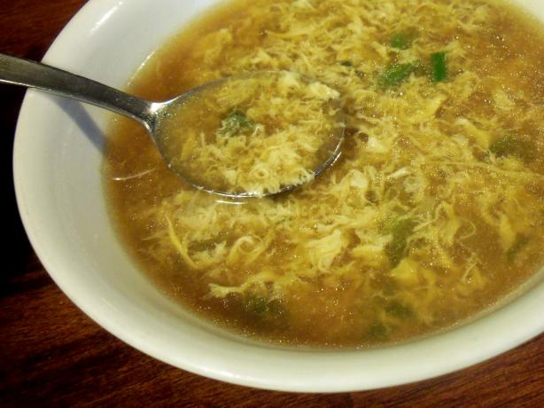 Real Easy and Real Tasty Egg Drop Soup. Photo by *Parsley*