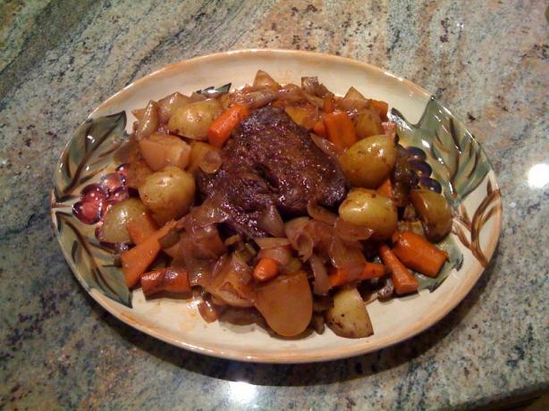beef roast braised in zinfandel recept yummly zinfandel braised beef ...