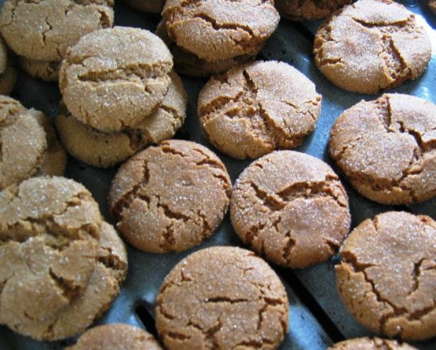 Spicy Molasses Cookies Recipes — Dishmaps
