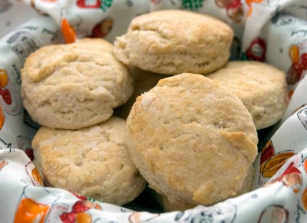 Flaky Buttermilk Biscuits. Photo by appleydapply