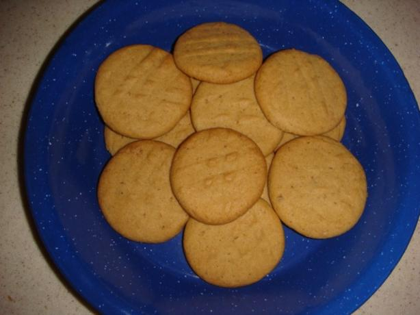 Peanut Butter Cookies Low Cal, Low Fat, High Taste ...