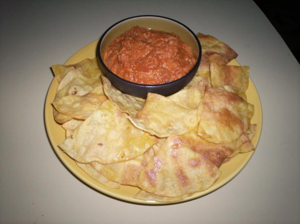 Homemade Corn Tortilla Chips, Easy Cheap Mexican Snack Food. Photo by ...