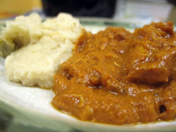 Indian Butter Chicken Slow Cooker. Photo by DoubletheGarlic