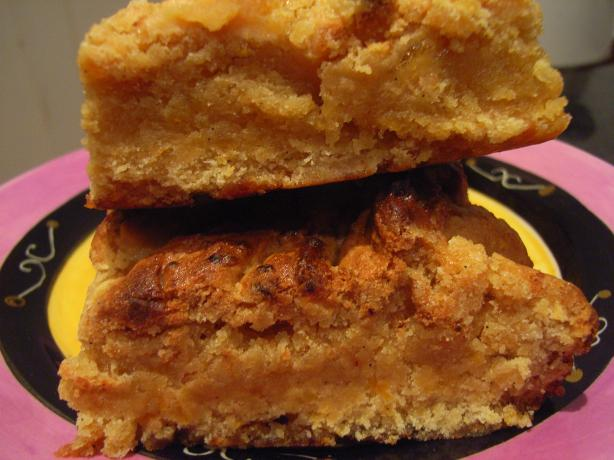 Blonde Brownies Recipe - Food.com