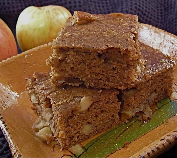 Easiest Applesauce Cake Recipe — Dishmaps