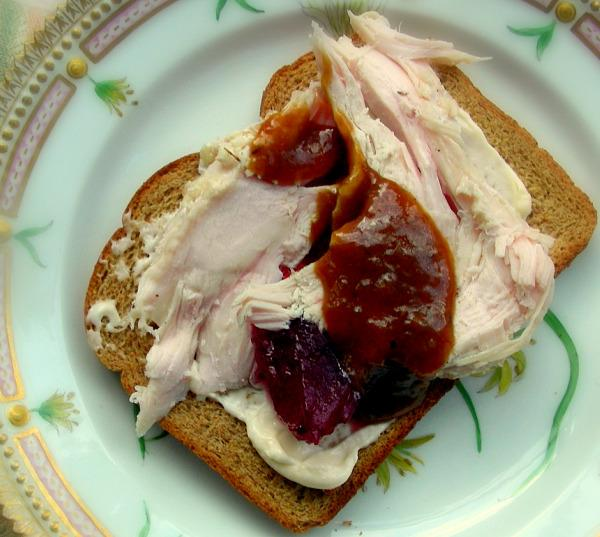 the realtors day after thanksgiving turkey sandwich recipe