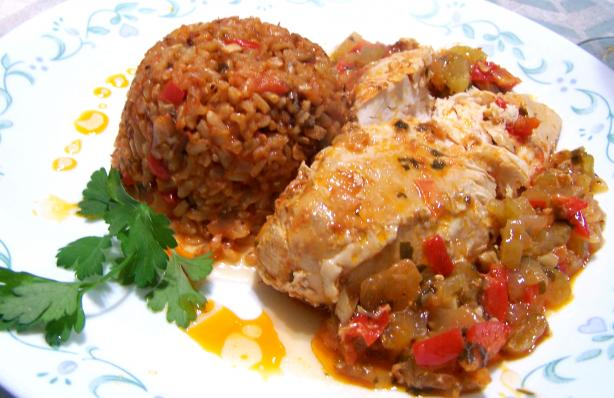 Sofrito Chicken Crockpot, Crock Pot) Recipe - Food.com