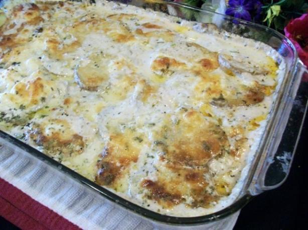 Pioneer Womans Creamy Herbed Potatoes Recipe - Food.com