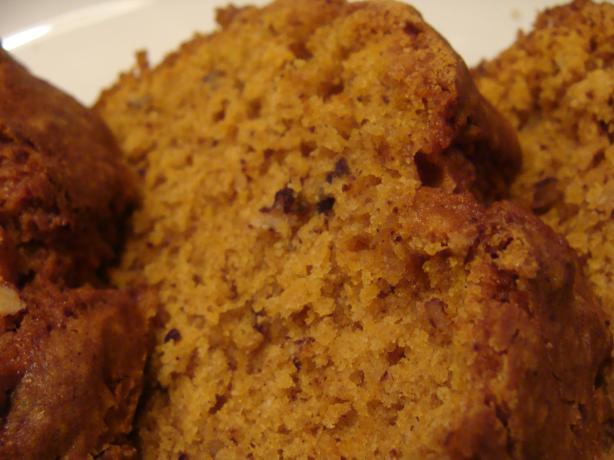 Moist Pumpkin Spice Bread. Photo by EntirelyEmily