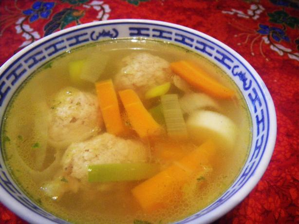 Turkey Meatball And Escarole Soup Recipe - Food.com