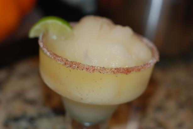 Spicy Margarita With Chili Salt. Photo by carmenskitchen