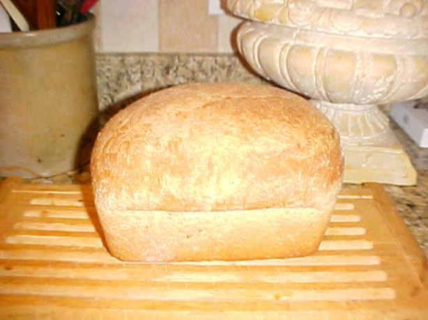 Light Wheat Bread (Bread Machine). Photo by Crazycook in PA