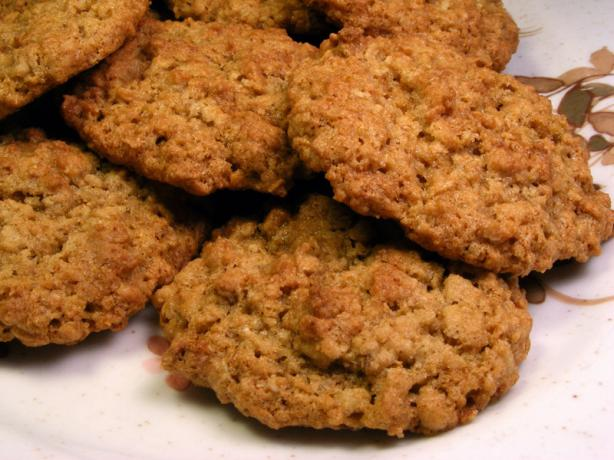 Best Ever Oatmeal Cookies--Land O Lakes. Photo by Lavender Lynn