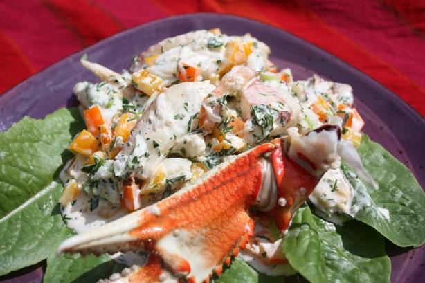 lychee crab salad crab salad melts crab salad crab salad recipe