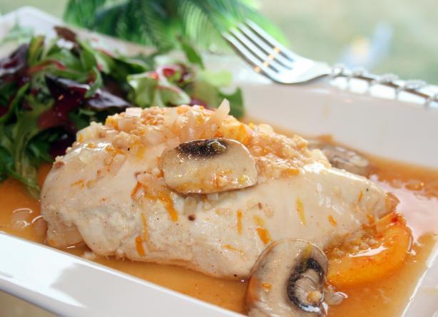 Chicken With Sherry Ala Orange Sauce Recipe - Food.com