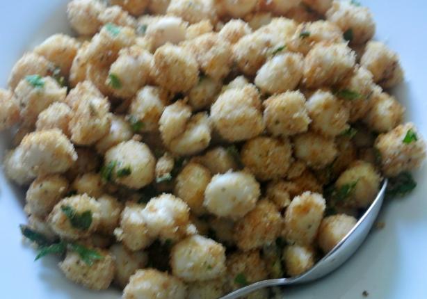 Scallops With Garlic Bread Crumbs-Weight Watchers Recipe - Food.com