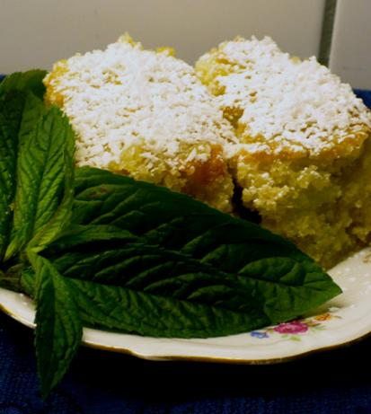 Key Lime Coconut Cake. Photo by twissis