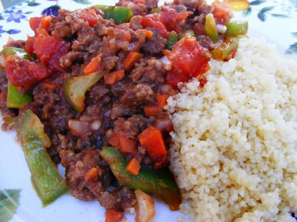 Moroccan Pork Mince Recipe - Food.com