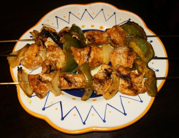 Moroccan Spiced Chicken Kebabs Recipe - Food.com