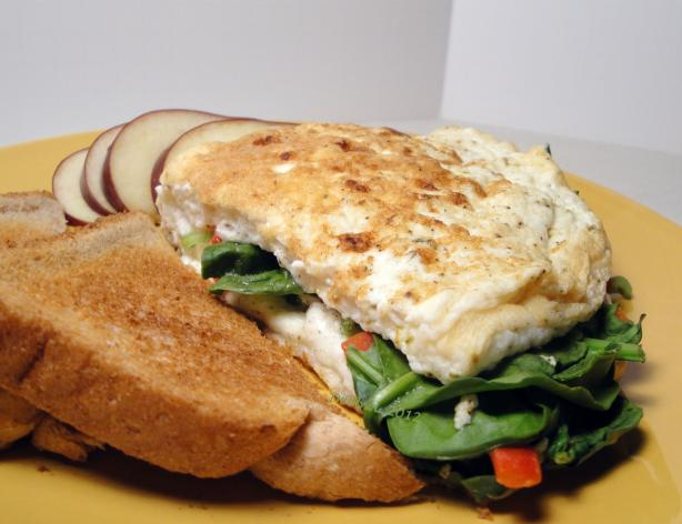 Most delicious egg white omelette ever recipe for The most delicious recipes