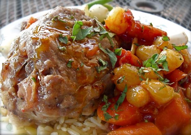Braised Lamb Shanks - Pressure Cooker Recipe Recipe - Food.com