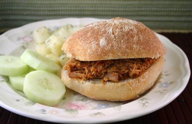 Hawaiian Pulled Pork Sandwiches. Photo by SashasMommy