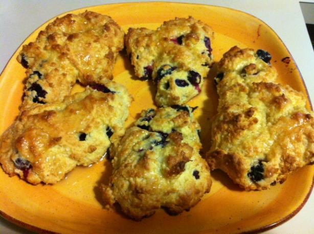 Bisquick Blueberry Scones Recipe - Food.com - 419466