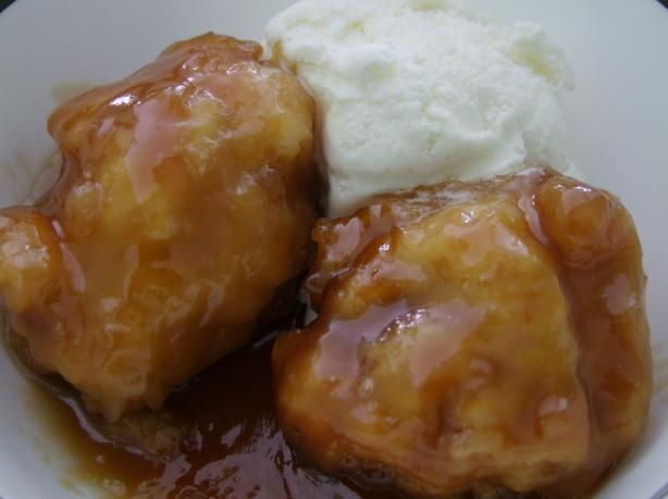 Maple Syrup Dumplings. Photo by Sara 76