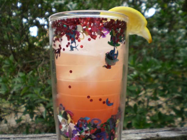 Old Fashioned Pink Lemonade. Photo by breezermom