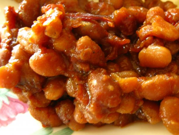 Choosy Beggars Smoky BBQ Baked Beans Recipe - Food.com