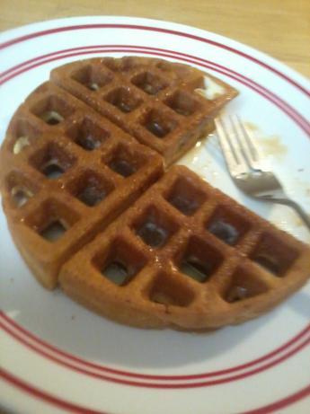 Easy Waffles. Photo by Lady Rayn