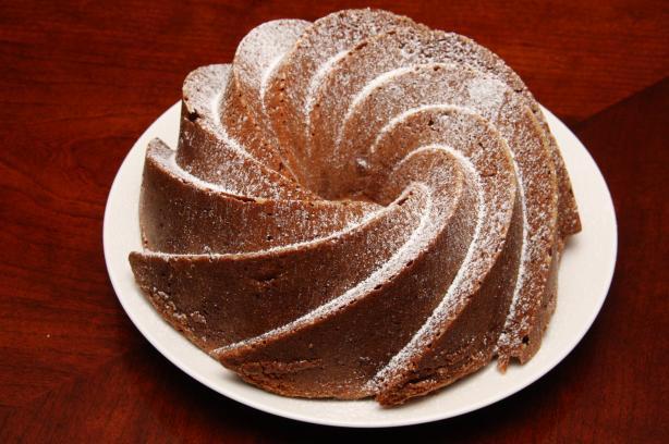 German Apple Cake Recipe Bundt