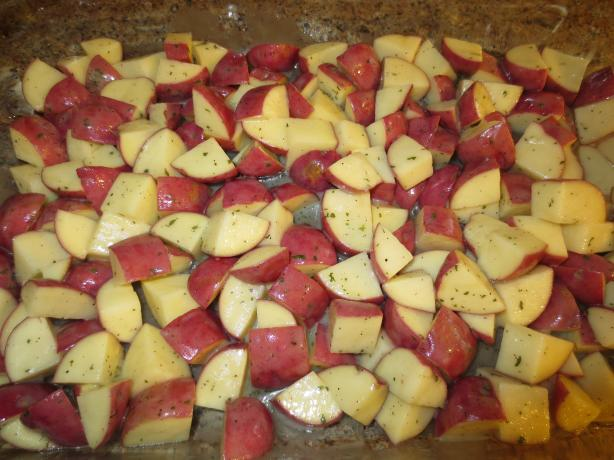 Ranch Roasted Potatoes. Photo by Ibc8383