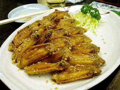 Tebasaki (Japanese-Style Deep Fried Chicken Wings). Photo by Cypress