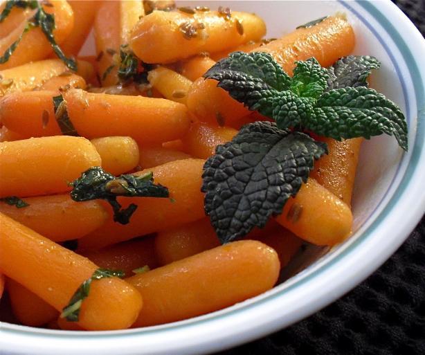 Algerian carrots recipe for Algerian cuisine