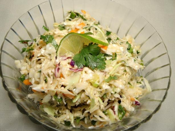 ... slaw and charred avocado coleslaw spicy chili lime coleslaw recipe key