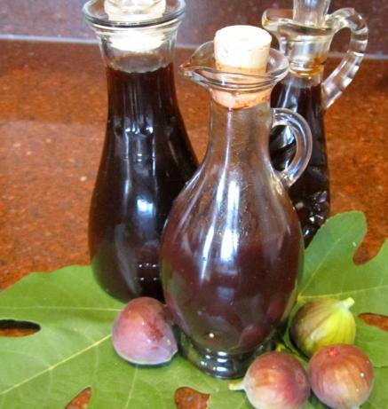 Balsamic Fig Vinegar Recipe Food Com